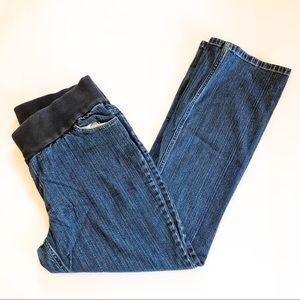 Liz Lange, Maternity jeans, size 14